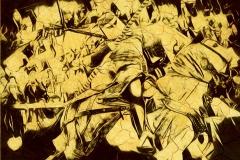 Schnappschuss aus dem Mittelalter