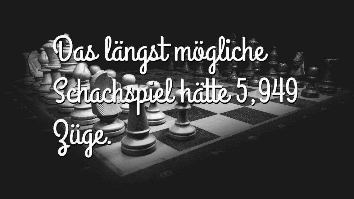 Das ewige Schachspiel
